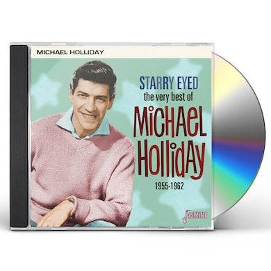 VERY BEST OF MICHAEL HOLLIDAY: STARRY EYED 1955-62 CD