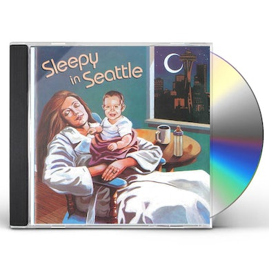 Floyd Domino SLEEPY IN SEATTLE CD