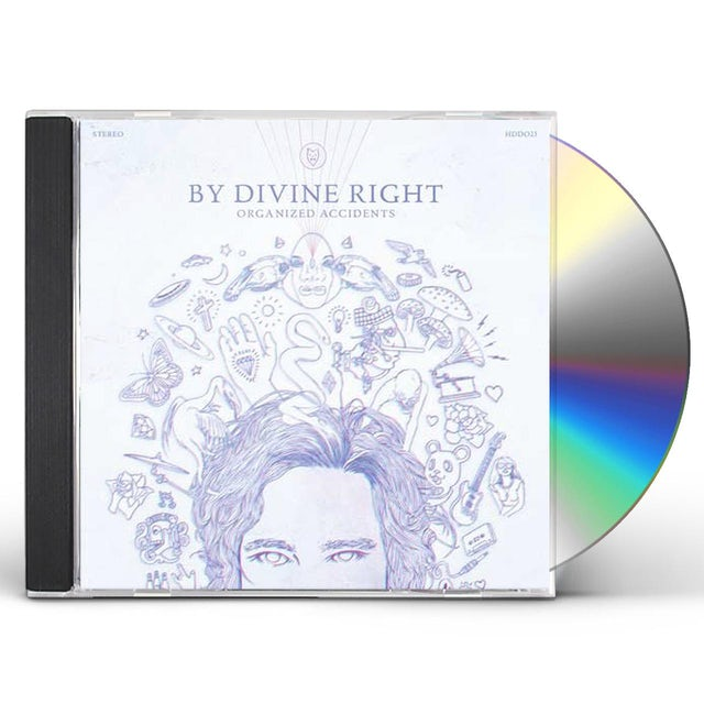 By Divine Right ORGANIZED ACCIDENTS CD