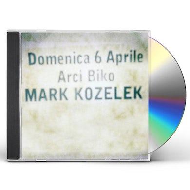 Mark Kozelek LIVE AT BIKO CD