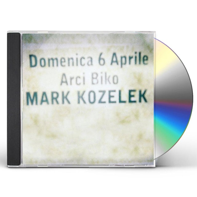 Mark Kozelek LIVE AT BIKO CD