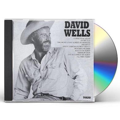 David Wells COWBOYS & LADIES CD