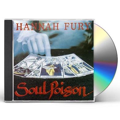 Hannah Fury SOUL POISON CD