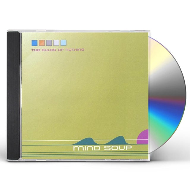 Mind Soup RULES OF NOTHING CD