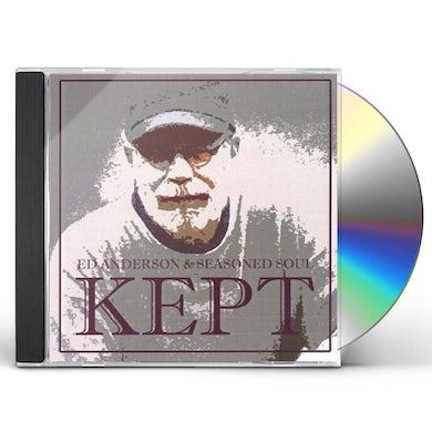 Ed Anderson KEPT CD