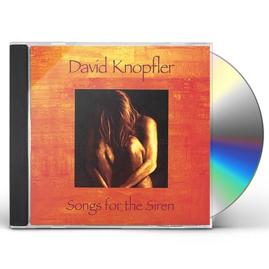 David Knopfler SONGS FOR THE SIREN CD