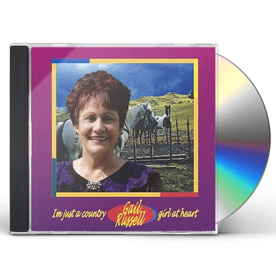 I'M JUST A COUNTRY GIRL AT HEART CD
