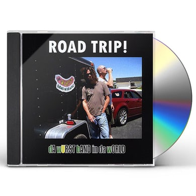 DA WURST BAND IN DA WORLD ROAD TRIP! CD