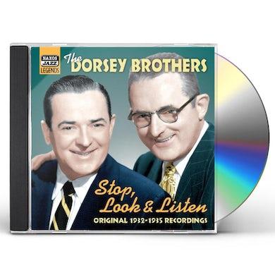 Dorsey Brothers STOP LOOK & LISTEN CD