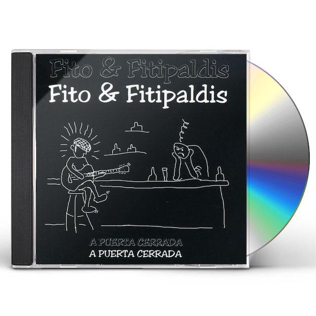 Fito Y Los Fitipaldis PUERTA CERRADA CD