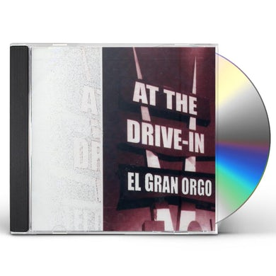 At The Drive-In GRAN ORGO CD