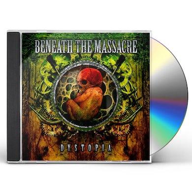 Beneath The Massacre DYSTOPIA CD