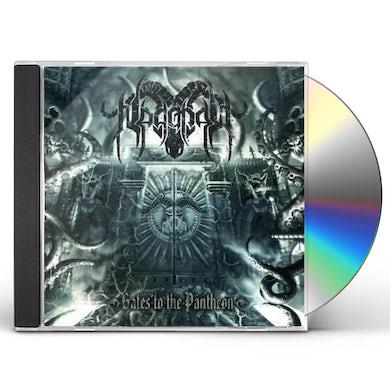 Negator GATES TO THE PANTHEON CD