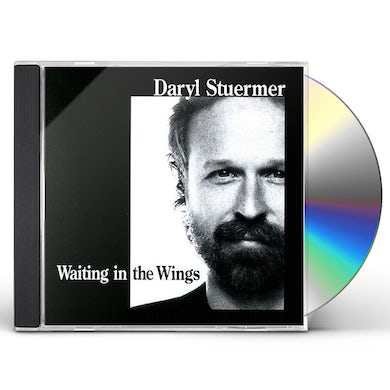 Daryl Stuermer WAITING IN THE WINGS CD