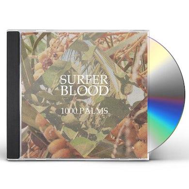 Surfer Blood 1000 PALMS CD