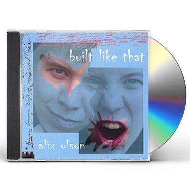 Alix Olson BUILT LIKE THAT CD