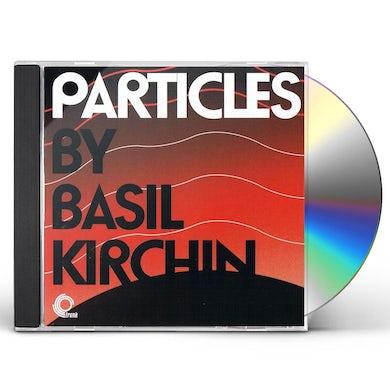 Basil Kirchin PARTICLES CD