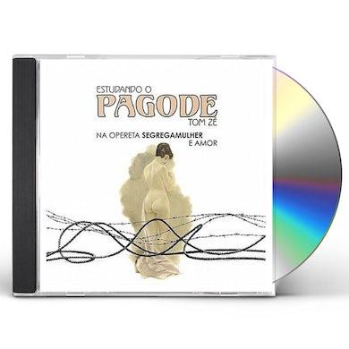 Tom Ze ESTUDANDO O PAGODE CD