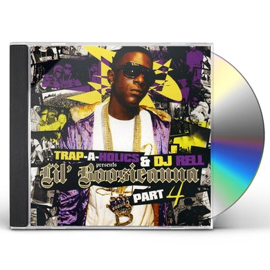 Boosie Badazz BOOSIEANNA 4 CD