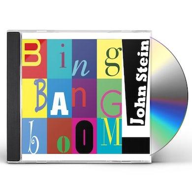 John Stein BING BANG BOOM CD