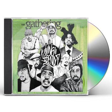 Living Legends GATHERING CD