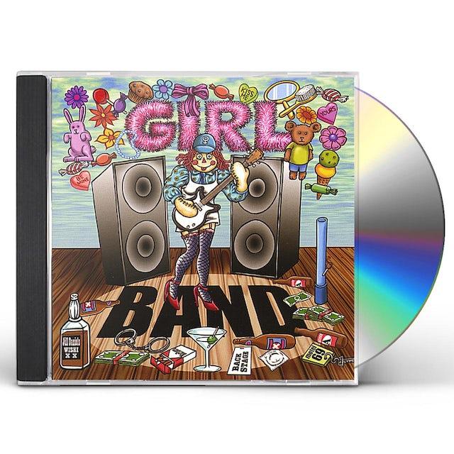 GIRL BAND CD