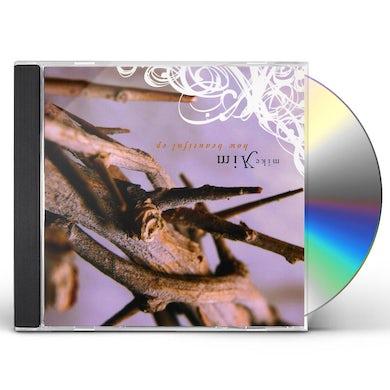 Mike Kim HOW BEAUTIFUL EP CD