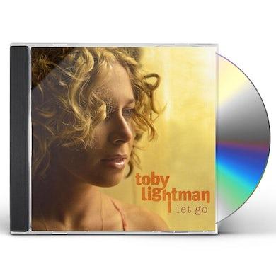 Toby Lightman LET GO CD
