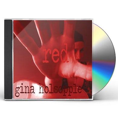 Gina Holsopple RED CD