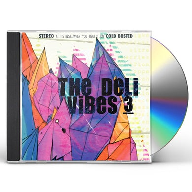 Deli VIBES 3 CD