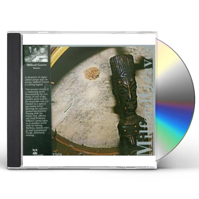 Milford Graves STORIES CD