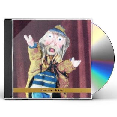 Jamie Saft BREADCRUMB SINS CD
