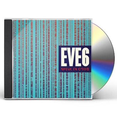 Eve 6 Speak In Code CD