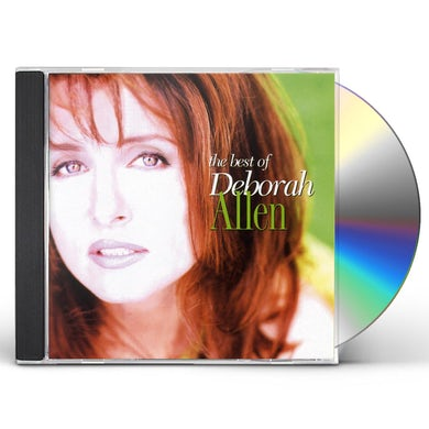 Deborah Allen BEST OF CD