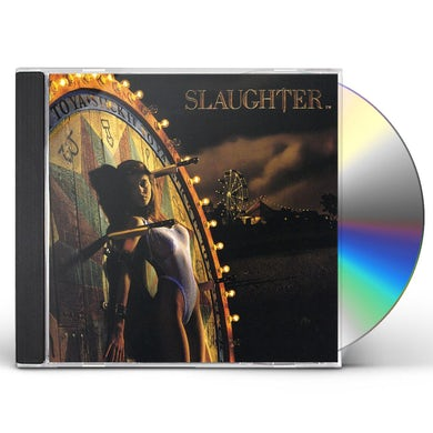 Slaughter STICK IT TO YA CD