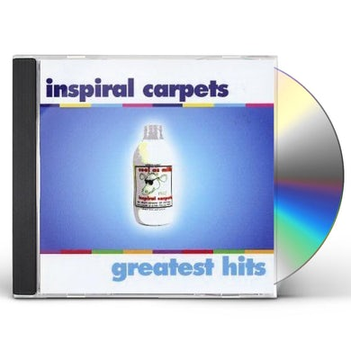 Inspiral Carpets GREATEST HITS CD