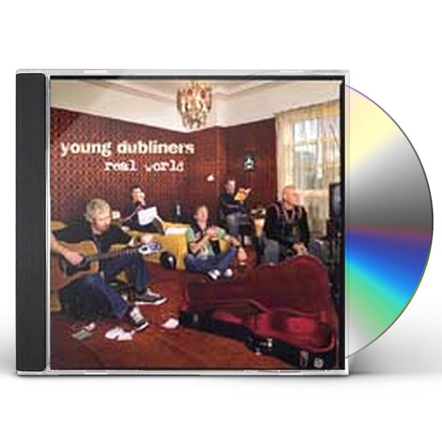 Young Dubliners REAL WORLD CD