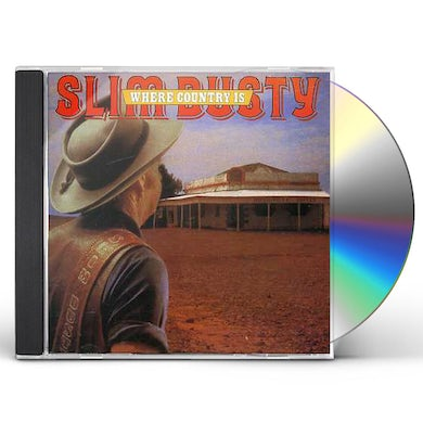 Slim Dusty WHERE COUNTRY IS CD