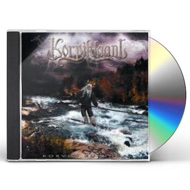 Korpiklaani KORVEN KUNINGAS CD