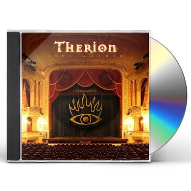 Therion LIVE GOTHIC CD