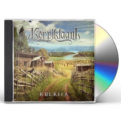 Korpiklaani KULKIJA CD