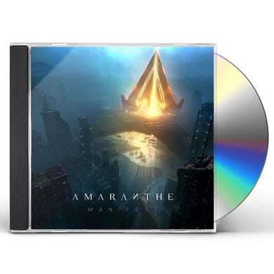 Amaranthe Manifest CD