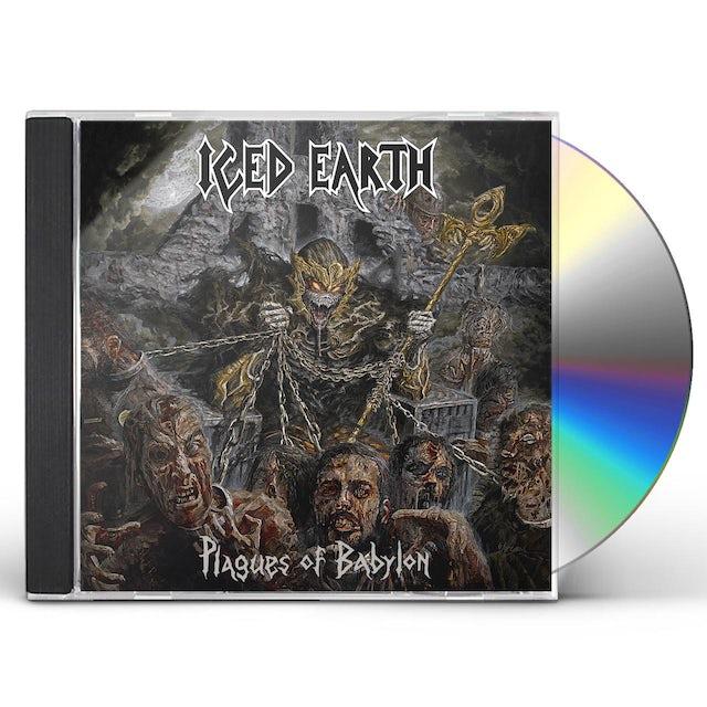 Iced Earth PLAGUES OF BABYLON CD