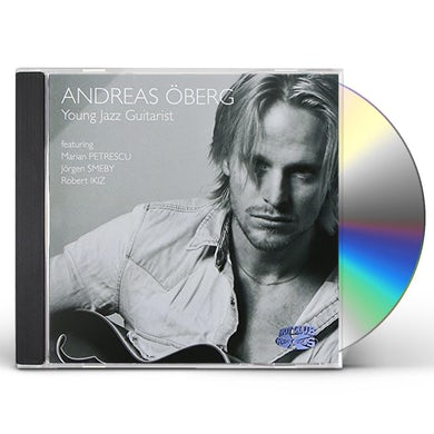 Andreas Oberg YOUNG JAZZ GUITARIST CD