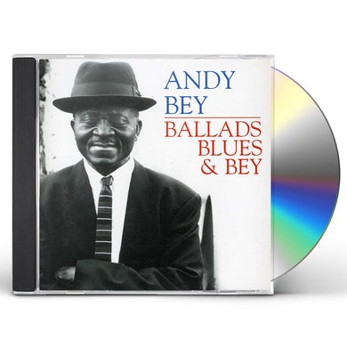 Andy Bey BALLADS BLUES & BEY CD