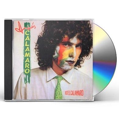 Andres Calamaro HOTEL CALAMARO CD