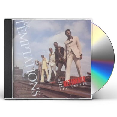 The Temptations ULTIMATE COLLECTION CD