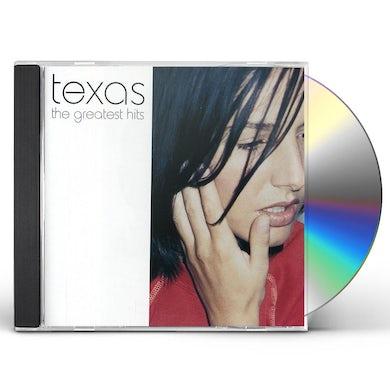 Texas GREATEST HITS CD