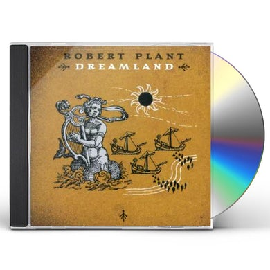 Robert Plant DREAMLAND CD