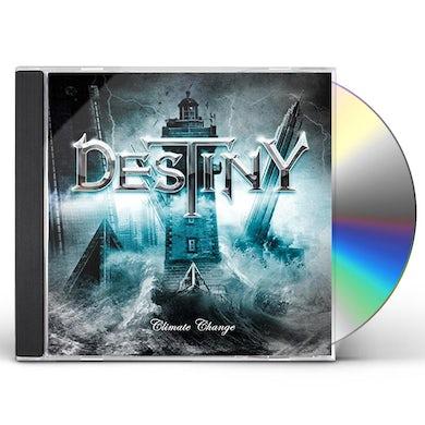 Destiny CLIMATE CHANGE CD